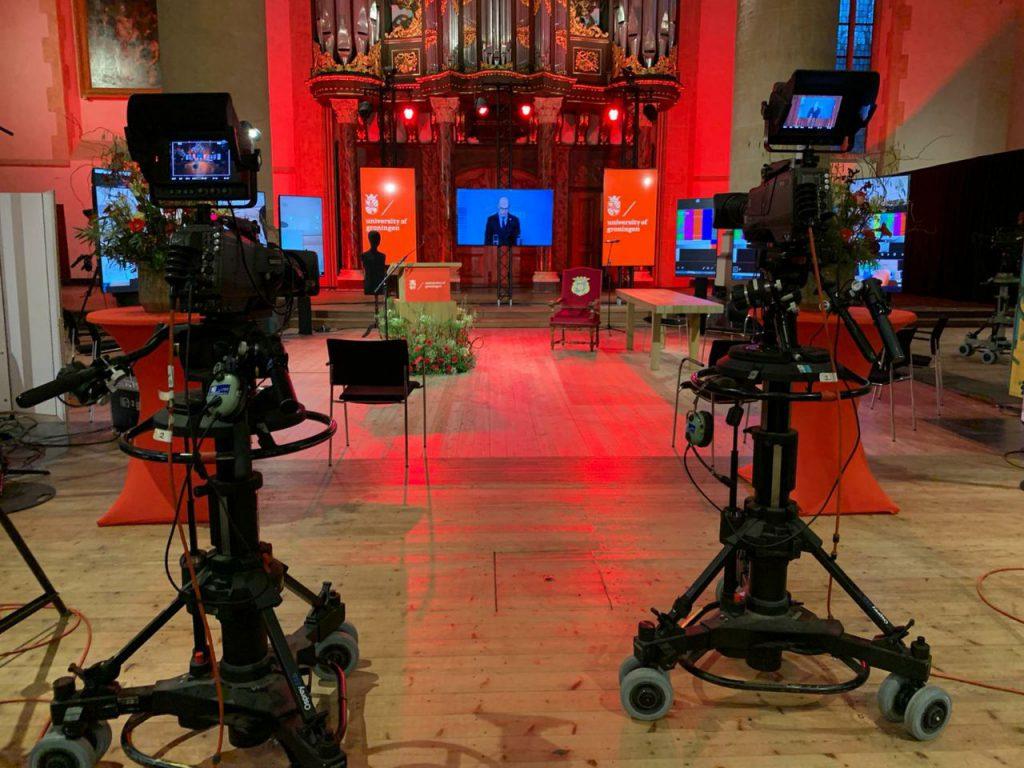 Livestream Martinikerk Groningen